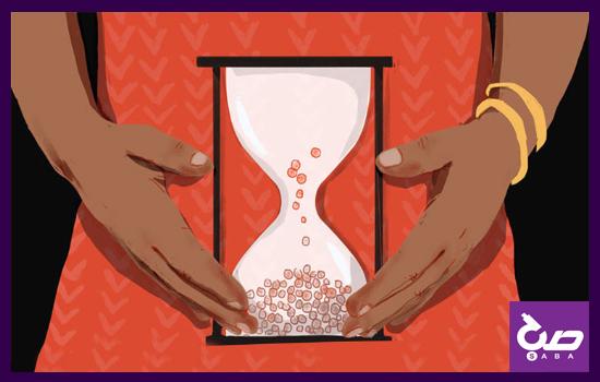 بررسی جواب ازمایش سلامت تخمدان و باروری