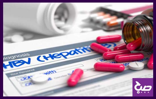 بررسی ازمایشات هپاتیت B