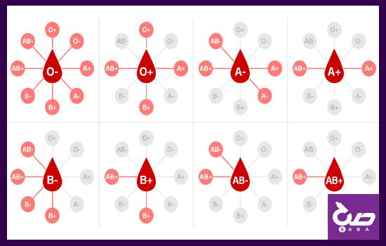 برگه جامع آزمایش SOP تست گروه خونی